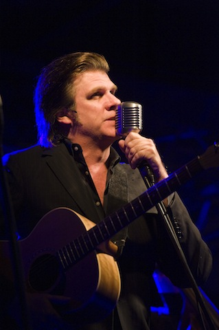 Tex Perkins puts on the boots, does the hair and sings Cash