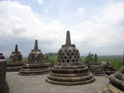 Borobudur Temple Photo: Megan Wright