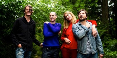 Stephen Malkmus and his band The Jicks Photo: The Jicks facebook page