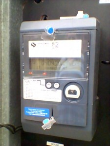 Smart Meter (courtesy of Sharka Kulic)