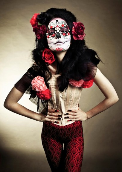 Photographer Roberto Duran's Day of the Dead exhibition is on at the Australian Museum