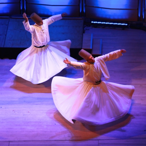 Whirling Dervishes at the Ottoman Baroque