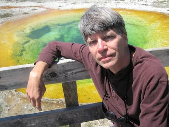 Richard Powers Photo: courtesy richardpowers.net