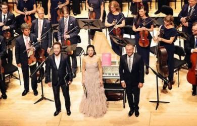 Handel heaven & Harmony