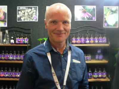 Phil Rasmussen, phytotherapist