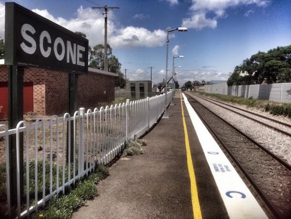 Scone platform 2