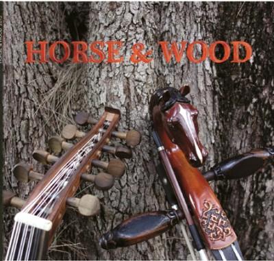 horse & wood 1
