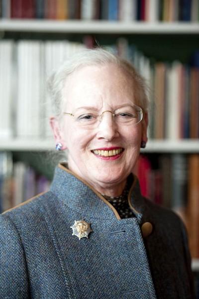 Drottning Margrethe av Danmark  Photo: Johannes Jansson/norden.org
