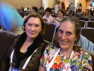 Jennie Burke and Dr Karen Bridgman