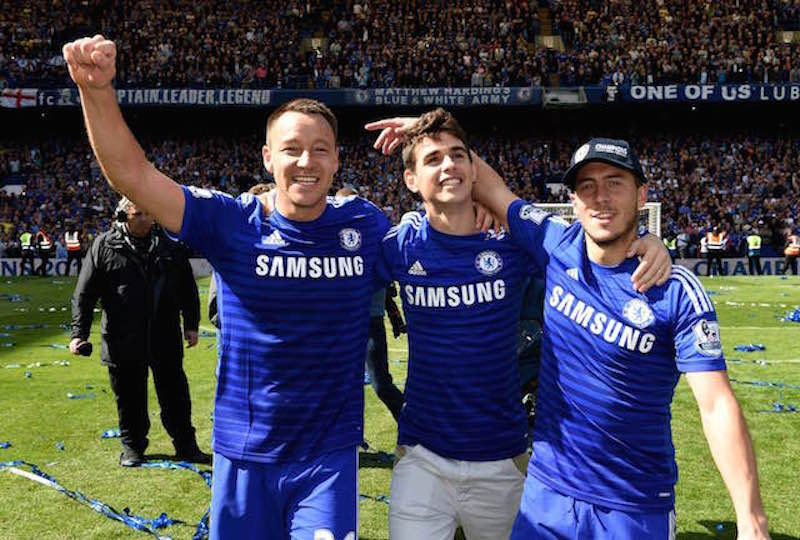 Chelsea victorious