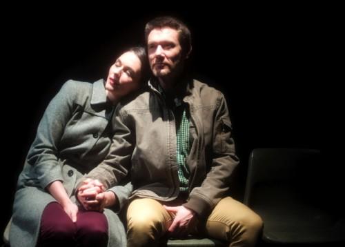 Rosie Lockhart and Ben Prendergast Photo: Jodie Hutchinson