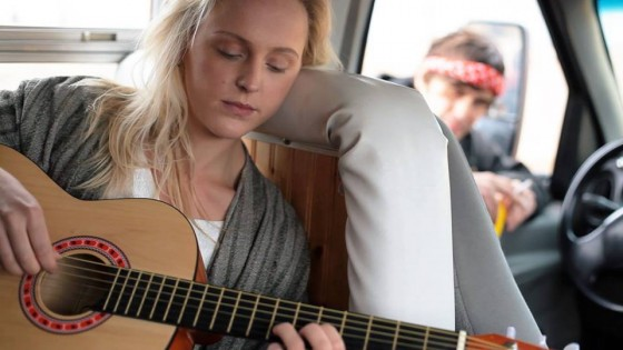 Woman Driver was written collaboratively by LM, Chris Perkel Casey Brown and Max Knight in response to the National Film Challenge. Written, shot and edited within 72 hours, the short film won Best in Genre, Best Actress (Laura Marling) and Best Soundtrack.