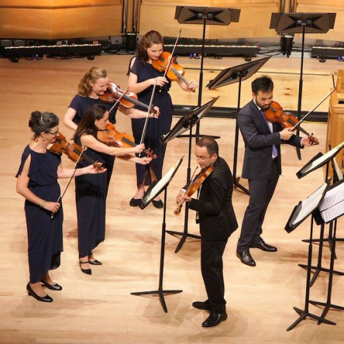 2015 Australian Brandenburg Orchestra with Riccardo Minasi, opening night in Sydney, City Recital Hall