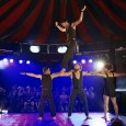 Casus Circus perform Knee Deep for the Sydney Festival  Photo: Prudence Upton
