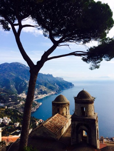Villa Rufolo, Ravello Photo: Lucy Kiely
