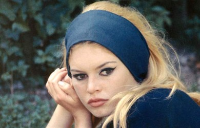 Brigitte Bardot in a fully restored version of Jean-Luc Godard's 1963 classic, Contempt (Le Mépris)