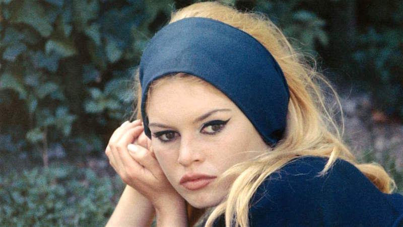 Brigitte Bardot in a fully restored version of Jean-Luc Godard's 1963 classic, Contempt (Le Mépris)