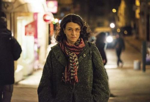 Noémie Lvovsky in Julien Rappeneau's directorial debut Rosalie Blum