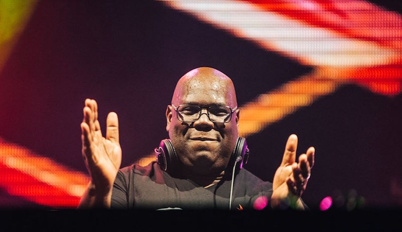 Carl Cox at Perth's Red Hill Auditorium on March 6   Photo: Luke Baker