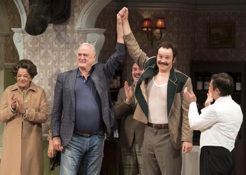 Cleese Fawlty towers