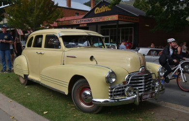 Cars and bikes took centre stage at the festival