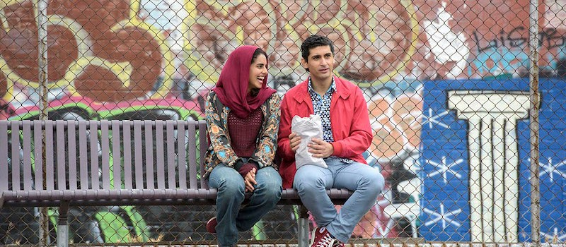 Helana Sawires and Osamah Sami, star-crossed lovers in Ali's Wedding